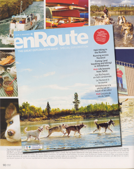 EnRoute Cover