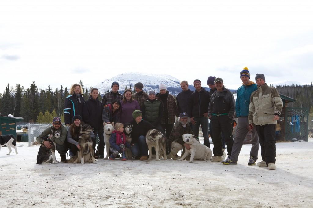 2012/213 Winter Crew