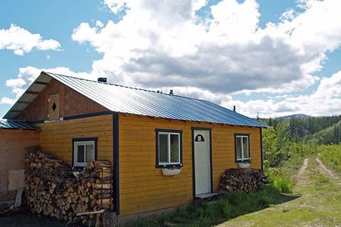 Yukon Cabin for Rent