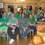 October 2012 Crew -Farewell to some Irish crew