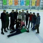 Crew Night at the Canada Games Centre